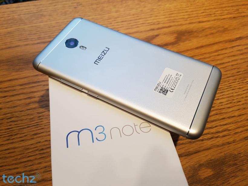Meizu M3 Note có gì khác so với máy xách tay - 142284