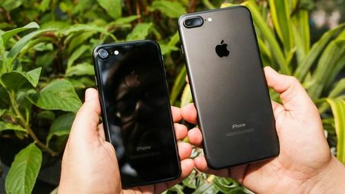 Apple không còn sản xuất iPhone 7 ồ ạt